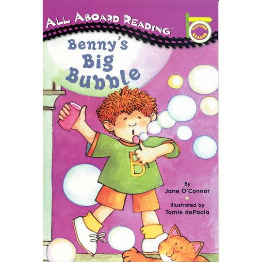 ~MacKids~All Aboard Reading系列:BENNYS BIG BUBB