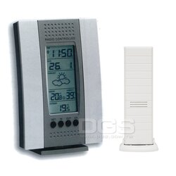 《TFA》無線氣象站 FOCUS PLUS Wireless Weather Station