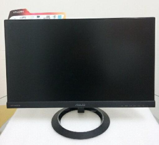 ★綠光能Outlet★現貨★ASUS VX229H 21.5吋寬螢幕IPS LED黑色