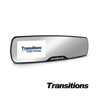 【純米小舖】全視線F6000 1080P行車記錄器 超廣角120度 防眩光 輕薄後視鏡
