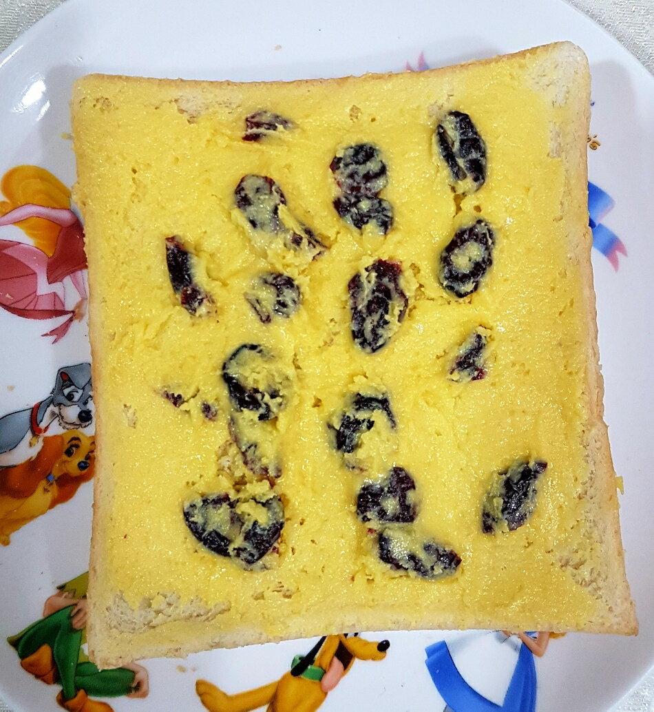 早餐首選  蔓越莓奶酥 5片入  輕鬆吃