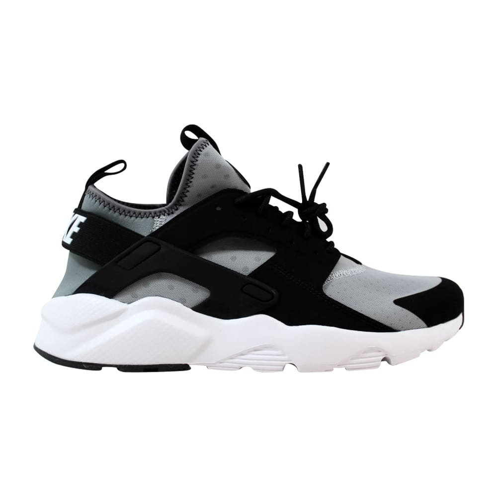 facf4fe04 Kixrx  Nike Air Huarache Run Ultra Wolf Grey White-Black 819685-010 ...