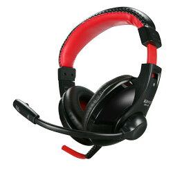 KINYO耐嘉 EM-3651 超重低音立體聲耳機麥克風 有線 頭戴式耳機麥克風 耳罩式 MP3 電腦 RC語音 電競 麥克風 3.5MM 抗噪麥克風 【迪特軍】