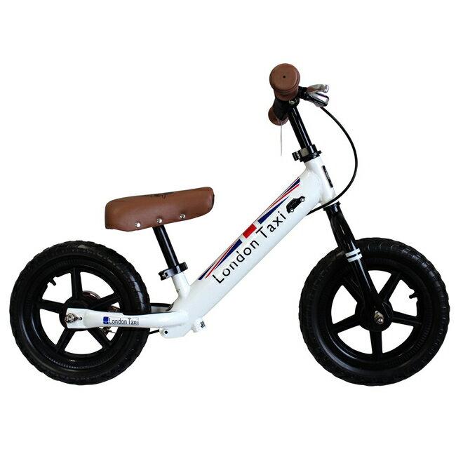 英國 LONDON TAXI 幼兒滑步平衡車/學步車/滑步車 黃色