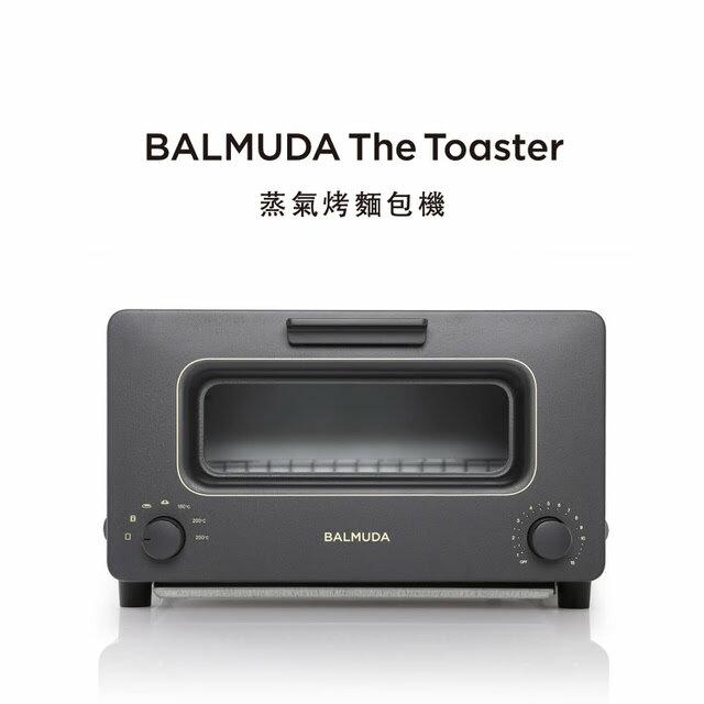 【日本BALMUDA】The Toaster 蒸氣烤麵包機K01J 原廠公司貨【滿3000送10%點數】 0