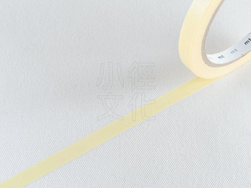 *小徑文化*日本和紙膠帶 mt sealer - 卡士達 ( MTSEA010 )
