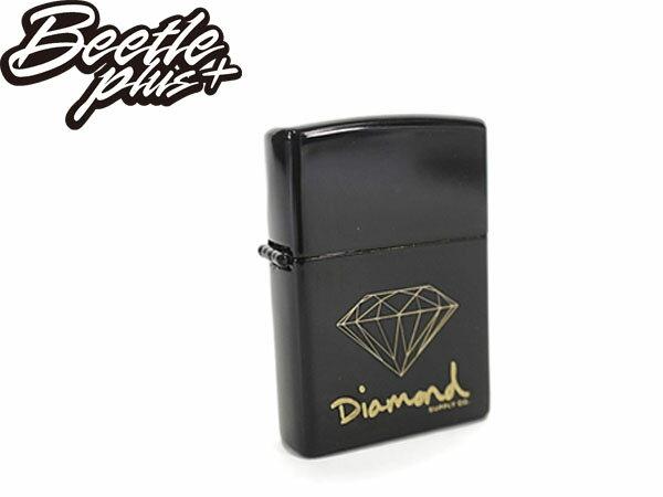 BEETLE DIAMOND LIGHTER ZIPPO 蒂芬妮金 黑金 打火機 Z00DAZ13-BLK BLUE 1