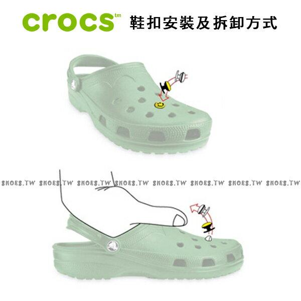 Shoestw CROCS 鞋扣 裝飾鞋扣 布希鞋裝飾 米奇 米妮 M蝴蝶結 麥昆 蜘蛛人 8