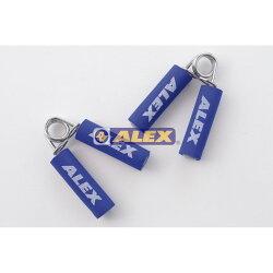 台灣製造 現貨! ALEX 泡棉握力器B-06 另賣 瑜珈墊 瑜珈彈力帶 /健腹輪