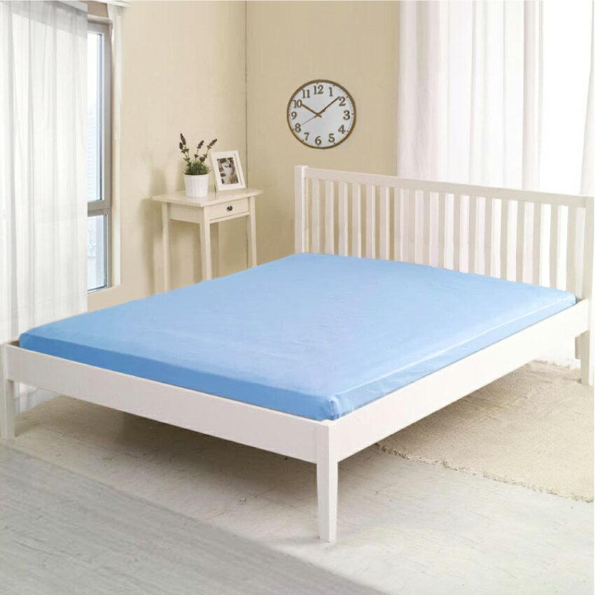 【sonmil乳膠床墊】5cm天然乳膠床墊雙人5尺 3M吸濕排汗 取代記憶床墊獨立筒彈簧床墊 1