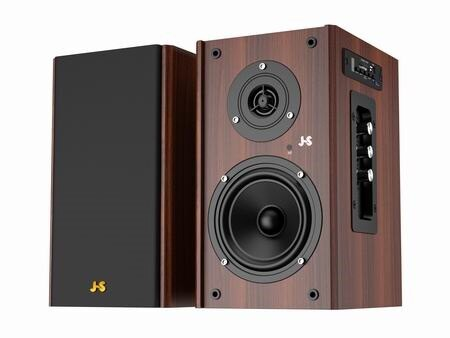 JS 淇譽 JY2061木匠之音全木質藍牙喇叭 支援USB/SD卡撥放音樂 4000W超大輸出