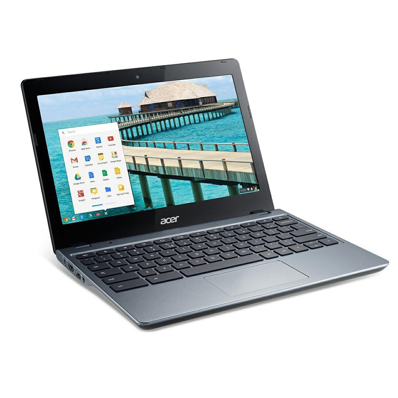 Acer C720 Google Chromebook Notebook Laptop 11.6-Inch LED 4GB RAM 16GB SSD 2