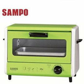 ★杰米家電☆『SAMPO聲寶』 KZ-PH06 6公升雙層電烤箱