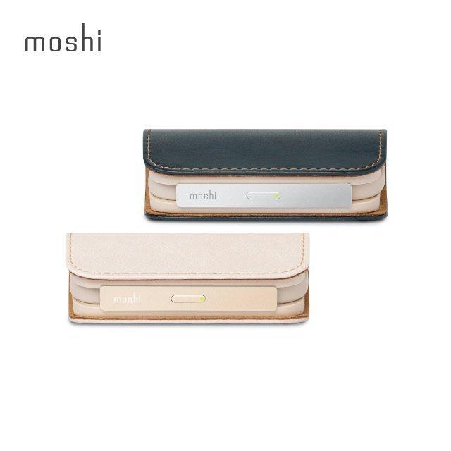 【快速出貨】Moshi IonGo 5K 帶線行動電源 5000毫安培 (內建 iPhone充電線)