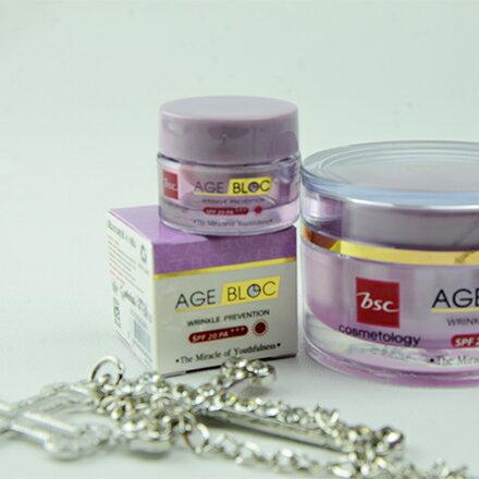 BSC-青春抗齡系列抗氧化日霜 (小瓶)