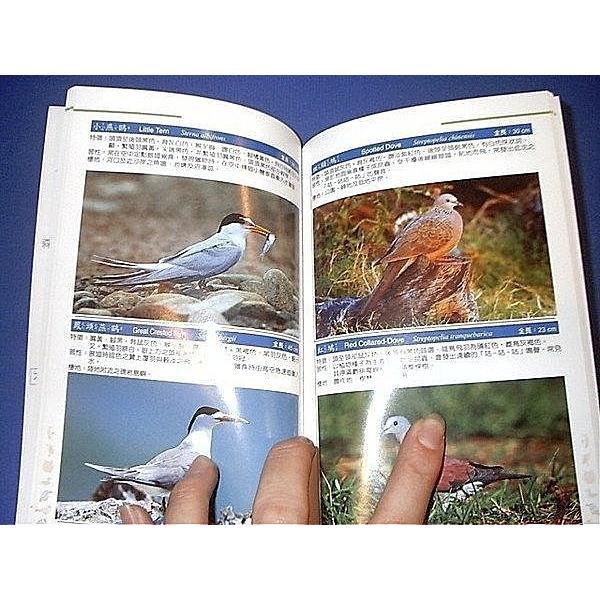 台灣常見100種鳥類圖鑑 校外教學的書籍(最新版)自然系列叢書共有10本 山野之鳥+ 水邊之鳥 10本全套優惠價 2