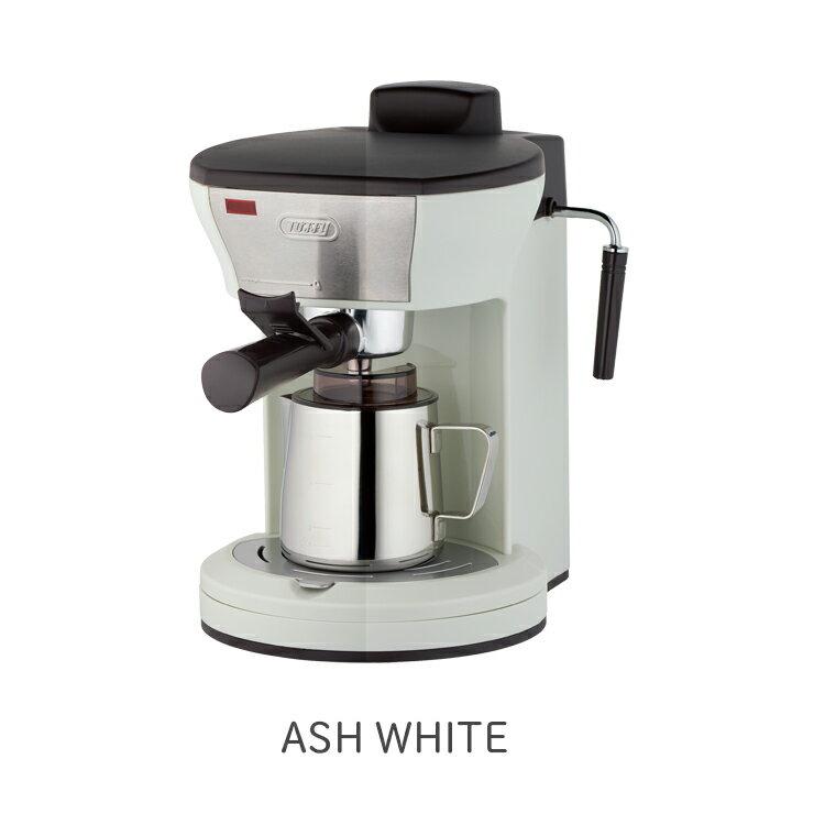 日本Toffy / K-CM3 / 復古造型咖啡機 / 義式咖啡機 / 加熱蒸氣孔 / 奶泡 / 4杯量 / 馬卡龍家電 / K-CM3。2色-日本必買  / 日本樂天代購 (8460*2) 1