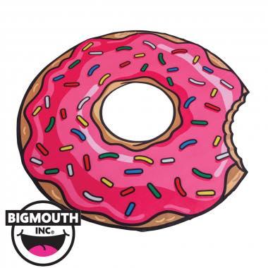 【美國BIGMOUTH】造型海灘毯 甜甜圈款 ((團購省運費))【全店免運】 ARIBOBO 艾莉波波 0