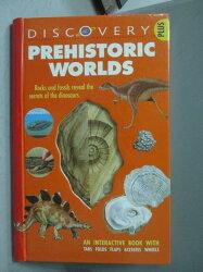 【書寶二手書T3/原文書_YAI】Prehistoric Worlds (Discovery Plus Series)_