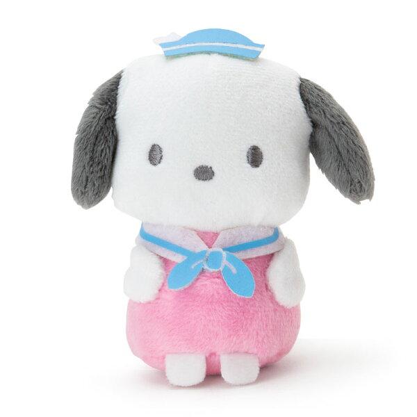 【真愛日本】4901610338735造型手玉娃-PC海軍ACQ帕恰狗三麗鷗手玉娃玩偶娃娃