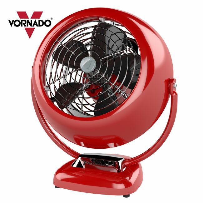 【Vornado】復古循環扇(7.5吋) VF25 - 限時優惠好康折扣