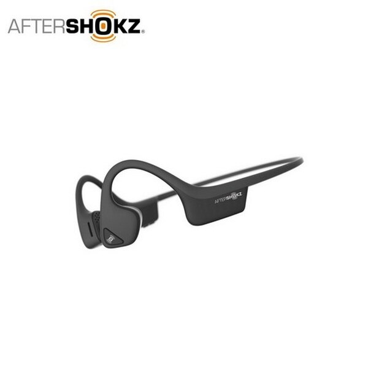 AfterShokzTREKZAIRAS650骨傳導運動藍牙耳機(TREKZAIRGREYAS650耳機-板岩灰)