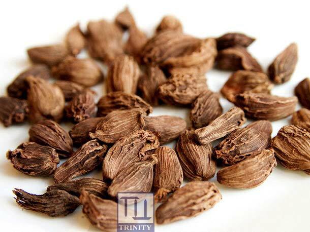 Black Cardamom Seeds 印度黑荳蔻
