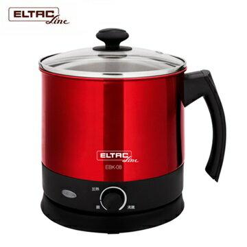 ELTAC歐頓  2.2公升 不鏽鋼美食鍋 EBK-08