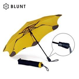 《台南悠活運動家》 BLUNT 紐西蘭 保蘭特抗強風時尚雨傘 折傘-METRO
