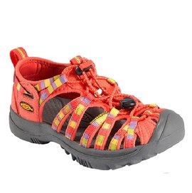 《台南悠活運動家》 KEEN 美國 兒童WHISPER 護趾涼鞋 1008582