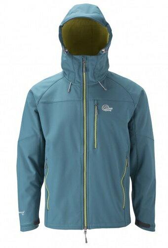 《台南悠活運動家》 LOWE ALPINE 英國 HELIOS 男款 軟殼刷毛保暖外套 GFS35