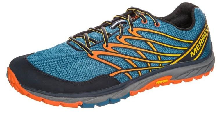 《台南悠活運動家》MERRELL 美國 BARE ACCESS TRAIL 男款 健行慢跑鞋 01625