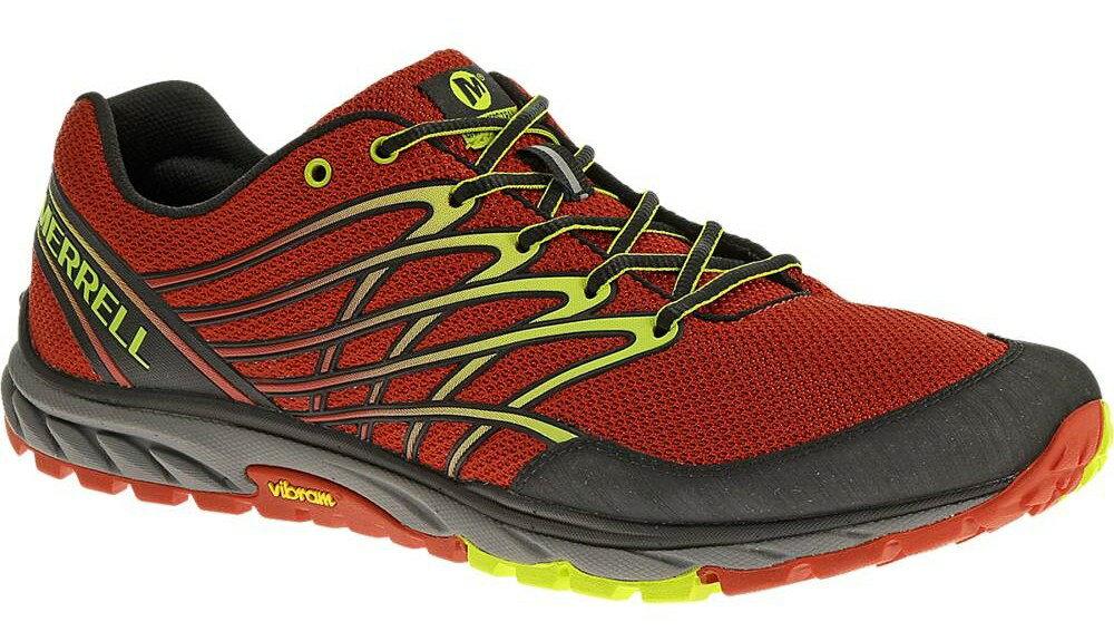 《台南悠活運動家》MERRELL 美國 BARE ACCESS TRAIL 男款 健行慢跑鞋 01627