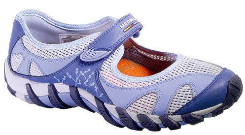 《台南悠活運動家》 MERRELL 美國 水陸兩棲健行鞋 58110