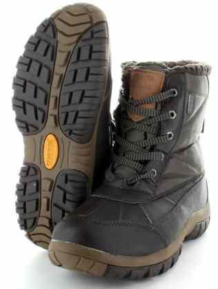 《台南悠活運動家》REGATTA 英國 史傳菲 刷毛保暖雪鞋-高 RMF385