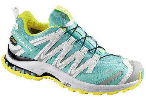 《台南悠活運動家》 SALOMON MOUNTAIN TRAIL 女款 山徑越野鞋 356818