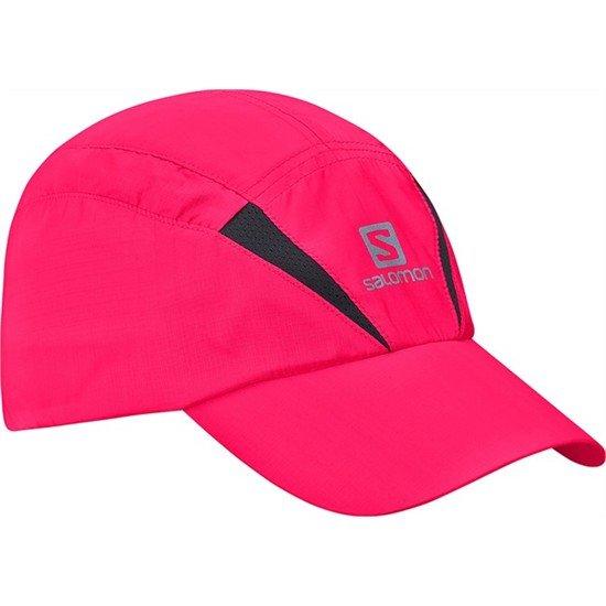 《台南悠活運動家》 SALOMON 法國 桃紅 XA帽 358989