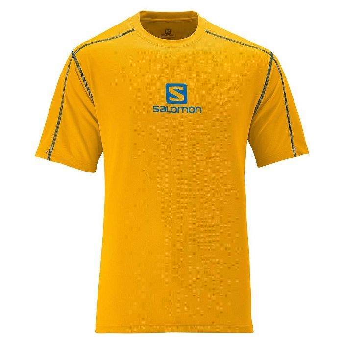 《台南悠活運動家》 SALOMON 法國 男STROLL T恤 35924