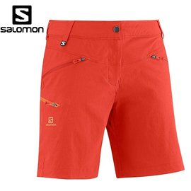 《台南悠活運動家》 SALOMON 法國 女WAYFARER SHORT短褲 363409