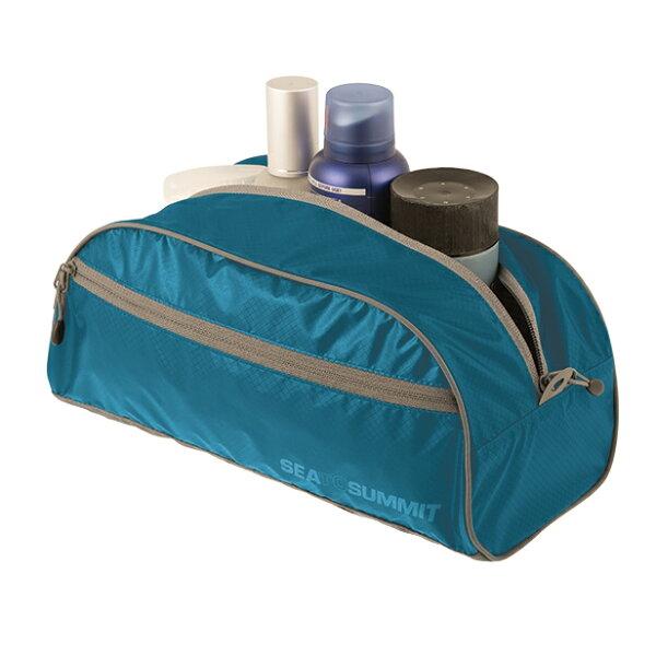 悠活運動家:《台南悠活運動家》SEATOSUMMIT澳洲TOILETRYBAG旅行用盥洗袋LSTSATLTBL
