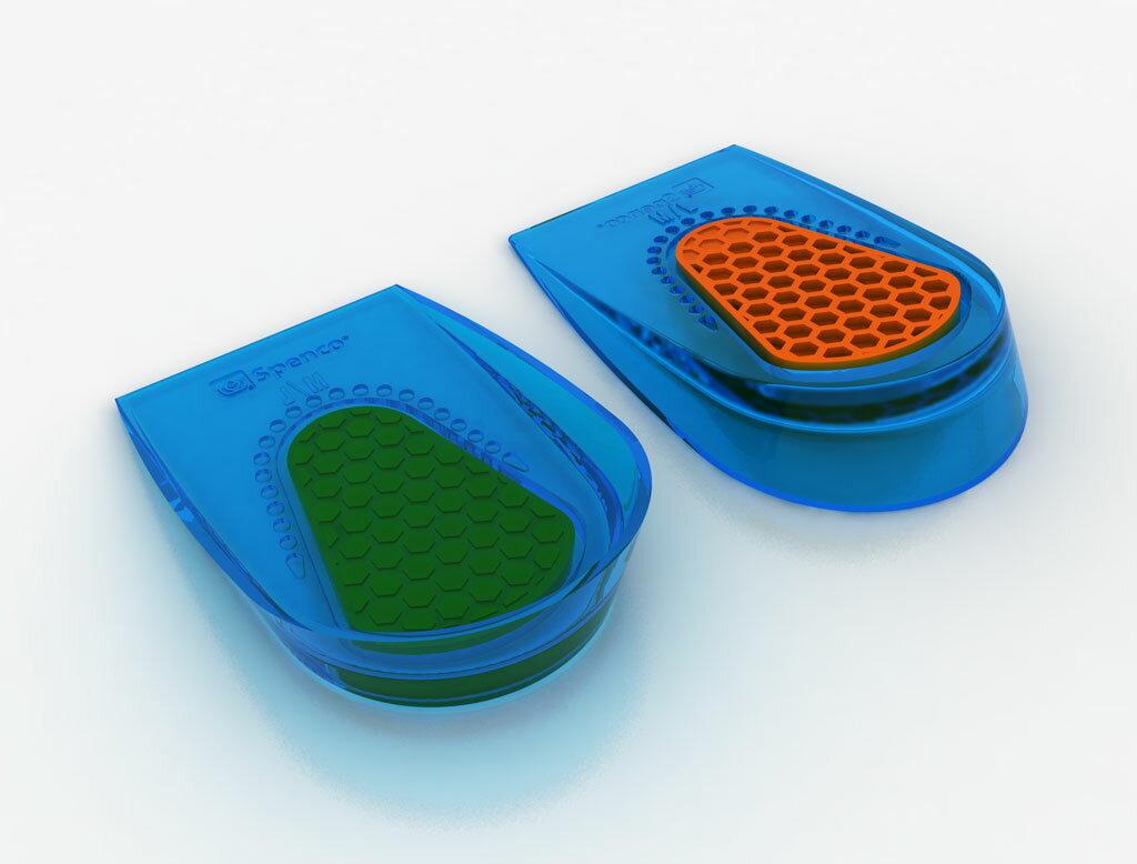 《台南悠活運動家》SPENCO 美國 果凍鞋墊 SP398260