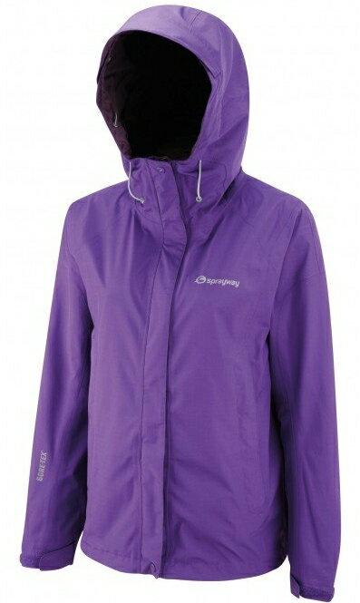 《台南悠活運動家》SPRAYWAY 英國 EOS 女GORE-TEX防水透氣單件式外套 2269
