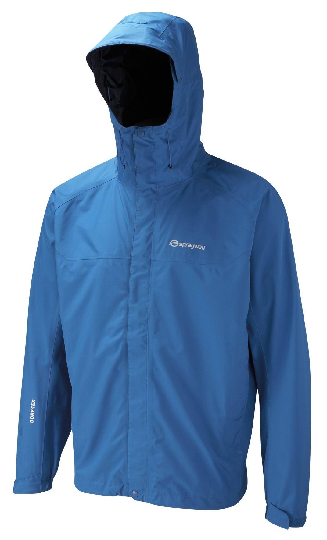 《台南悠活運動家》SPRAYWAY 英國 NYX 男GORE-TEX防水透氣單件式外套 2277