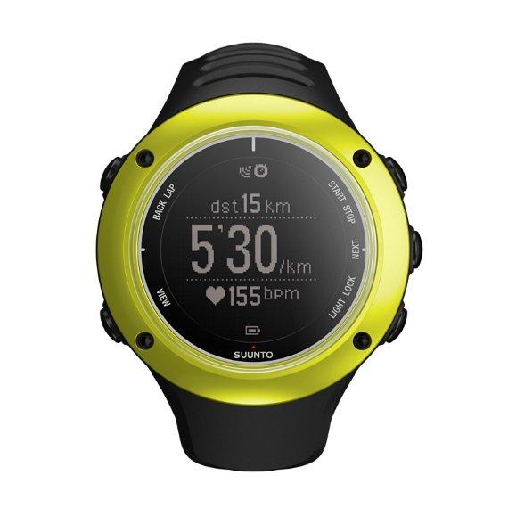 《台南悠活運動家》 SUUNTO 芬蘭 AMBIT2 S GPS 電腦腕錶 LIME