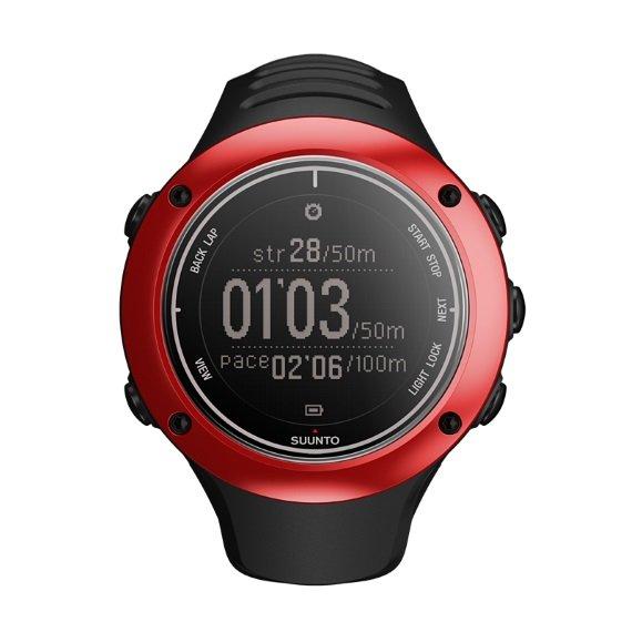 《台南悠活運動家》 SUUNTO 芬蘭 AMBIT2 S GPS 電腦腕錶 RAD