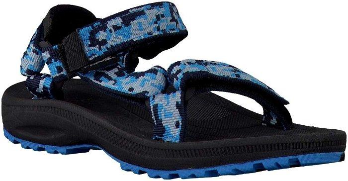 《台南悠活運動家》TEVA 美國 兒童健行涼鞋 6294