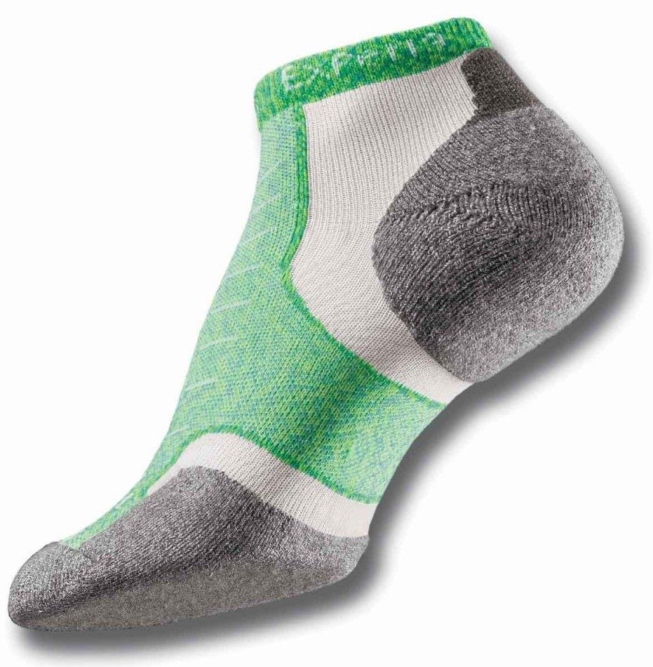 《台南悠活運動家》 THORLOS 美國 雪豹超短筒襪 XCCU