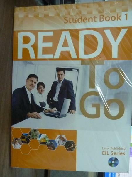 【書寶二手書T4/語言學習_PFD】Ready To Go Student Book 1