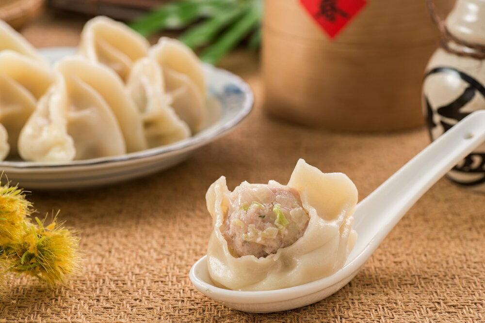 高麗菜水餃(20粒) 【一戶手作水餃】飽滿多汁,鮮甜好滋味 1
