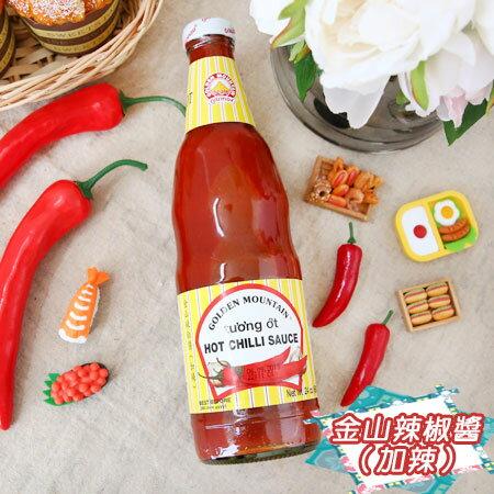 泰国 金山辣椒酱(加辣) 680g 辣椒酱 调味 酱料 调味料【N600105】